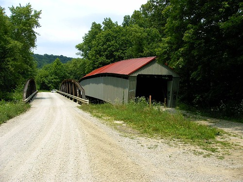 Ponn Humpback Covered Bridge 1874-2013 RIP