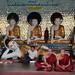 Shwedagon Paya - how would you like to sit?
