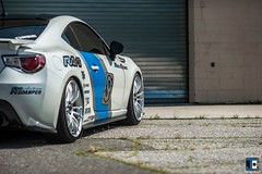 """RAYS Gramslight 57Xtreme - BRZ - 19x9.5 +43 5x100 • <a style=""""font-size:0.8em;"""" href=""""http://www.flickr.com/photos/64399356@N08/9078073882/"""" target=""""_blank"""">View on Flickr</a>"""