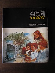 Atari 400: User Manual (retrocomputers) Tags: atari 8bit retrocomputer atari400 retrocomputing vintagecomputer atari8bit