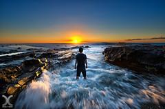 The Passage (DanielKHC) Tags: sunset portrait reunion self island nikon hdr d800 nikkor1424mmf28 caplahoussaye