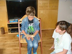 Reptielen vasthouden tijdens je kinderfeestje | Exotus Serpenti