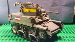 M3A1 Stuart overhaul (_Brickster-Elite) Tags: stuart m3a1