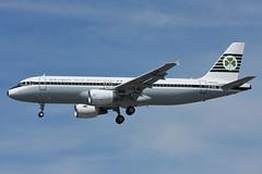 EI-DVM Aer Lingus A320-214 Heathrow 26/05/2013 (Tu154Dave) Tags: irish heathrow retro international airbus aerlingus lhr a320 a320214 eidvm