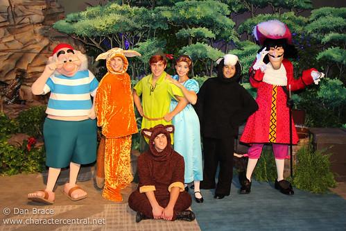 Peter Pan 1 Amp 2 Movie At Disney Character Central