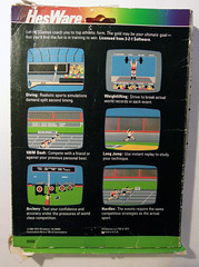 6 World Class Events (dustlayer) Tags: ntsc disk pal backcover commodorec64