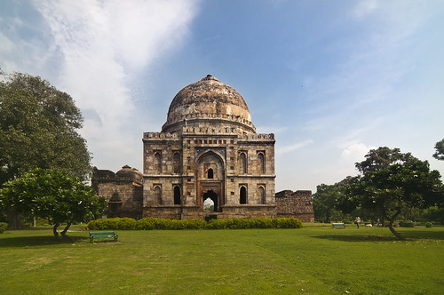The Big Dome at Lodhi Garden, New Delhi