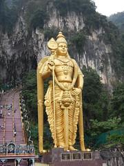 Batu Caves (doomslag) Tags: temple caves malaysia batu selangor
