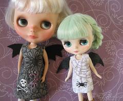 spooky dresses