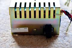 BBC Micro Power Supply Unit (PSU) (itchypaws) Tags: b home computer 1982 model retro acorn bbc micro 8bit 1983 microcomputer 2014