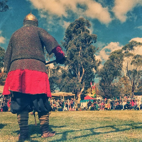 Gumeracha Medieval Festival 2015 3