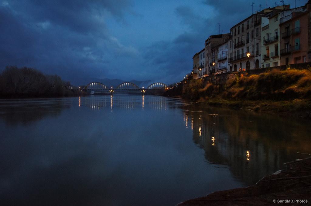 Luces en el río