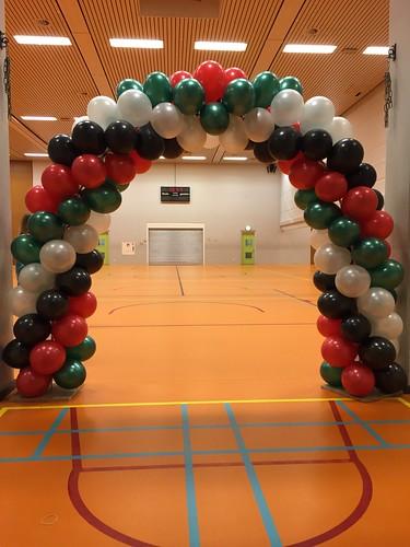 Ballonboog 5m Grebbeberglaan Utrecht