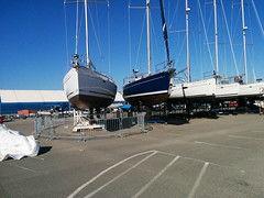 april boat parking (Theia RCYC) Tags: sailing theia 2015 rcyc j100 burlcrone
