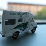 SIKU INTERNATIONAL > NEW ZEALAND > KIWI EXPLORER CAMPER VAN