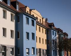 Braunschweig, Siegfriedviertel (3) (Teelicht) Tags: building architecture germany deutschland architektur gebäude braunschweig niedersachsen lowersaxony siegfriedviertel