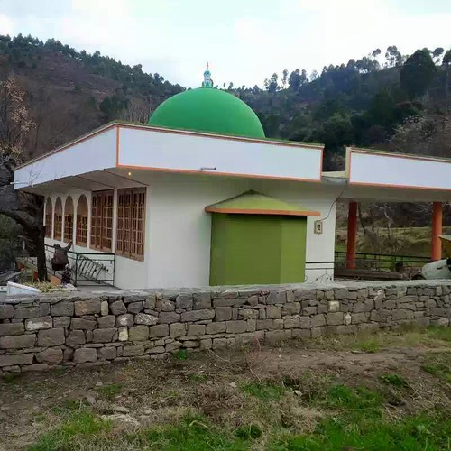 Jama Misjad Sufia Noorbakhshia Sayan Muzaffar abad Kashmir2
