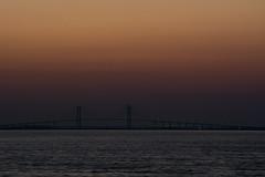 Sidney Lanier Bridge Brunswick GA-027 (VinceFL) Tags: brunswickga fisheye fullmoon lighthouse luna lunar manfrottotripod moon nature nikond7100 nikonmll3 outdoors saintsimonsislandga sky southern sunset tamron70300mmf456dild12autofocusmacro vincefl