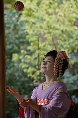 Maiko20161017_02_08 (kyoto flower) Tags: tanan fukuno kyoto maiko 20161017     yoshie