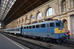 MAV 431 205 Budapest Keleti (eddespan (Edwin)) Tags: mav hongarije hungary ungarn trein spoorwegen train zug