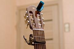 Yamaha-Kyser (lhemund) Tags: guitar classical yamaha korg kyser capo music helios helios442 442    ussr dof stack stacking