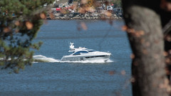 Nice Boat (blazer8696) Tags: 2016 battlefield ecw ny newyork park point redridgemobilehomepark state stony stonypoint t2016 usa unitedstates hudson img4337 river