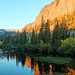 First Sun at Twin Lakes, Mammoth, CA 9-16