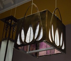 Light Fittings by Charles Rennie Mackintosh (Bebopgirl1969) Tags: light fitting mackintosh nationalmuseumofscotland