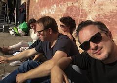 Iselien, Thijs, Chris & Marcel (Kennisland) Tags: venezia veneto italy teamuitje venice it kl kennisland veneti