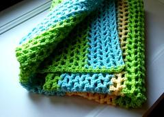 crochet baby blanket (_Giorgia) Tags: crochetbabyblanket crochetblanket babyblanket