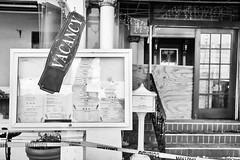 Aftermath (swarnendu) Tags: aftermath blackandwhite stilllife travel photojournalism journalism jacksonville street 5dmarkiv canon hurricanematthew hurricane fury nature devastation devastating staugustine florida unitedstates