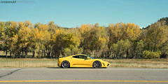 RR430_11Oct2015_02_01 (ronnierenaldi.com) Tags: rr430 ferrari f430 ronnierenaldi modified modded car cars exotic exotics auto automotive photography photoshoot yellow supercar prancing horse scud 430 giallo modena adv1 wheels adv1wheels ferrari430 ferrarif430 yellowferrari denverferrari scuderia ferrariscuderia exoticcar