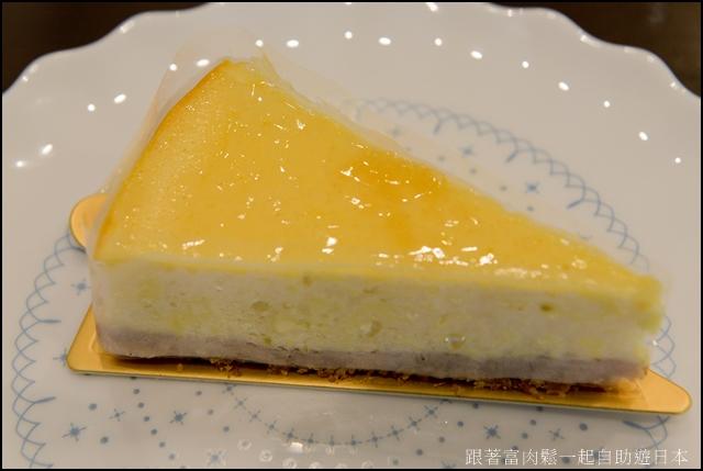 橙花西點烘焙坊_重起士蛋糕