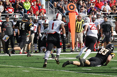 33 (dordtfootball2014) Tags: dordt northwestern