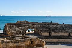 Roman Coliseum (mavipl) Tags: roman colisseum tarragona catalunya spain