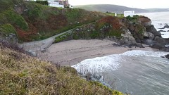 Woolacombe - October 2016 (10) (Droitwich Dwellers) Tags: woolacombe devon northdevon twitchenpark mortehoe barricane barricanebeach beach hightide waves atlanticocean ocean