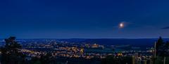 Oslo at night (ConsenPix) Tags: em10 natur omd bergen fjorde hill lake landscape landschaft mountain nature norway norwegen olympus oslo rock roundtrip rundfahrt wasser water longexposure cityscape