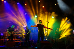 Experience Floyd concert - Therbarton Theatre 5 November 2016 (p1142436) (ChrisBearADL) Tags: pinkfloyd coverband tributeband