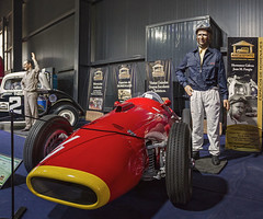 Fangio (Dj_morex) Tags: motorshow larural garagetv expo argentina buenosaires cars exposition vehicle oldcars carshow fangio pilot racer piloto history