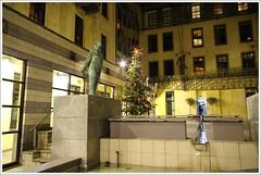 Italian Centre (Ben.Allison36) Tags: italian centre glasgow scotland night shot christmas lights hand held