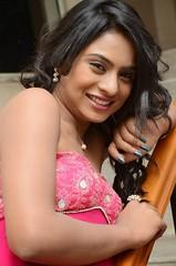 South Actress Deepika Das Hot in Pink Dress- Photos Set-6 (37)