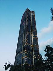 La tour Montparnasse, Paris (nic0v0dka) Tags: gratteciel skycraper montparnasse tour tourmontparnasse îledefrance france paris