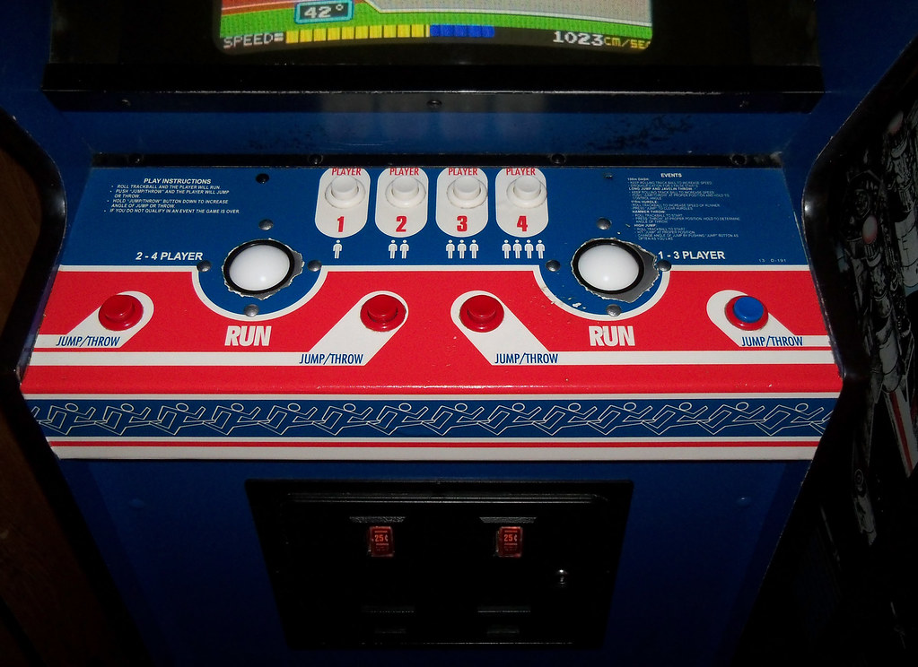 The World's Best Photos of arcade and controlpanel - Flickr
