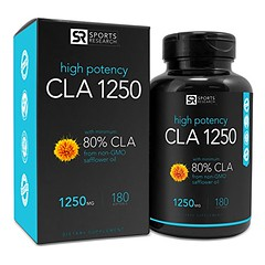 CLA 1250 (Highest Potency) 180 Veggie Softgel Capsules. Vegan Safe, non-GMO and Gluten Free Natural Weightloss Supplement - Made in USA (discoverdoctor) Tags: free 1250 capsules gluten highest made natural nongmo potency safe softgel supplement vegan veggie weightloss