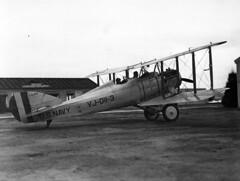 SDASM Aircraft Image (San Diego Air & Space Museum Archives) Tags: bunoa6478 a6478 buno6748 6748 aviation aircraft airplane navalaviation biplane unitedstatesnavy usnavy chancevought vought scoutplane