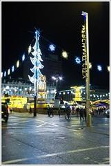 Merchant City (Ben.Allison36) Tags: buchanan street glasgow night shot scotland christmas lights merchant city hand held