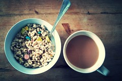 Lucky Charms (Westcountry_Wildflower) Tags: luckycharms breakfast tea