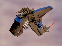 Starfighter RMX Challenge (Crimso Giger) Tags: lego moc starfighter rmx 2016