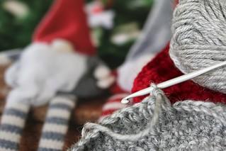324/366 - Crafting For Christmas