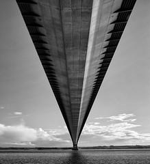 Under the humber bridge (York15) Tags: humberbridge